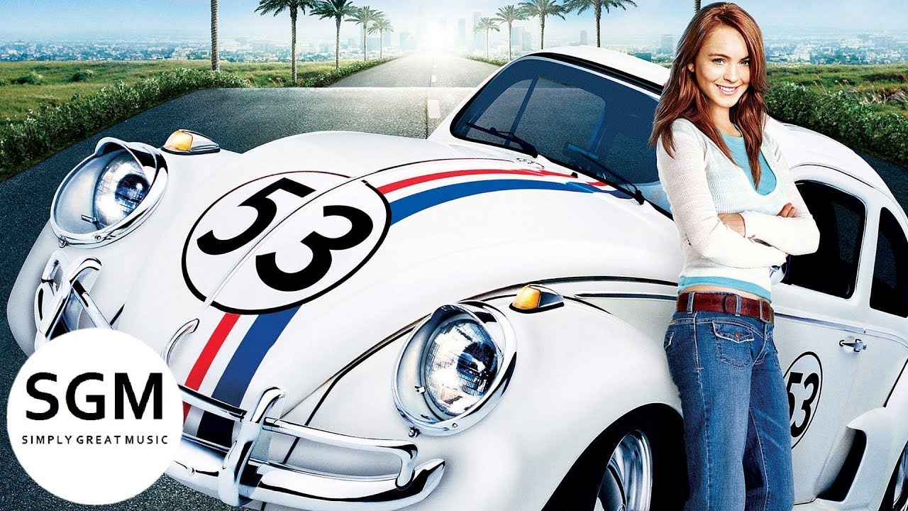 Cars Movie Soundtrack: Lindsay Lohan (Herbie: Fully Loaded Soundtrack