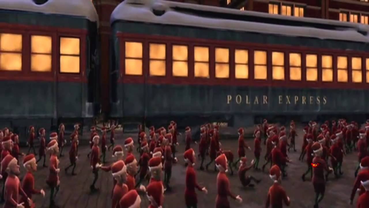 THE POLAR EXPRESS - YouTube