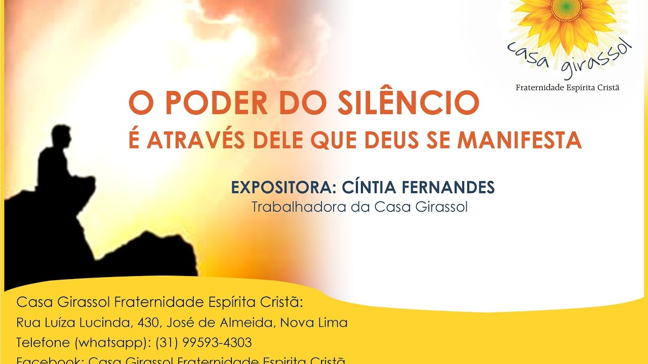 Falas Do Silêncio: Cíntia Fernandes