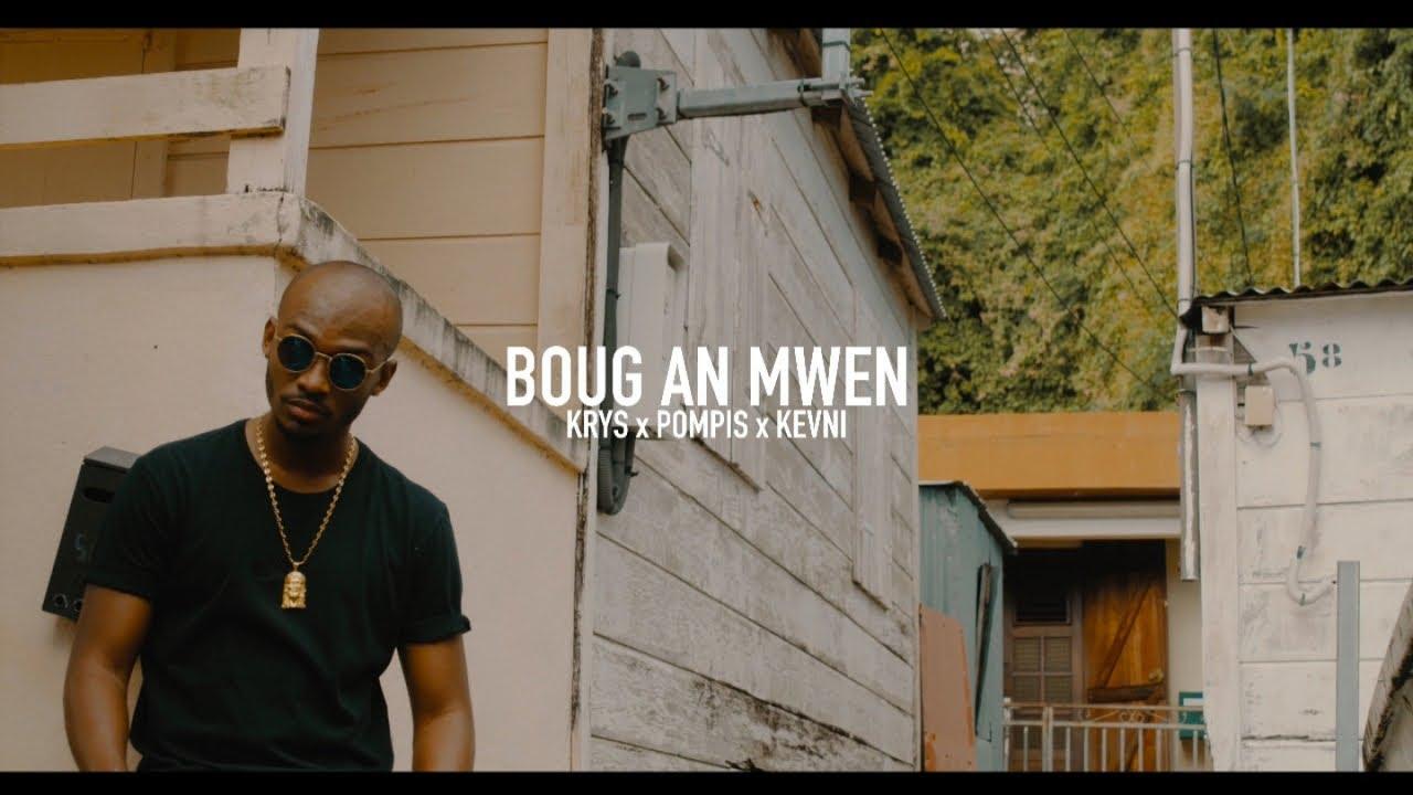 Download KRYS Ft. POMPIS & KEVNI - Boug an mwen