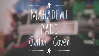 Mahadewi - Padi Cover By Andika Angelious  Acoustic Guitar