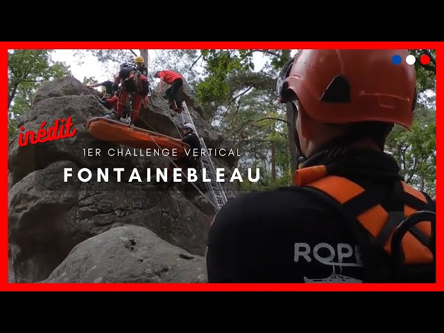 [REPORTAGE] 1er Challenge vertical // Fontainebleau (77)