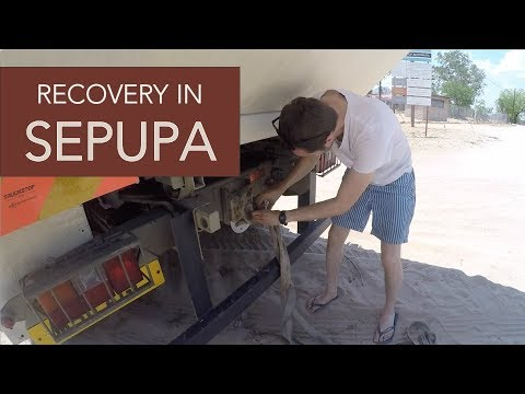 Overlanding | A day in the life | Day 32: Sepupa, Botswana