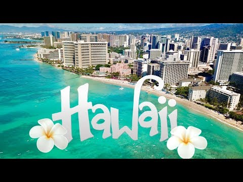 HAWAII (Honolulu, Waikiki Beach & much more) – Oahu Island 🇺🇸 [Full HD]