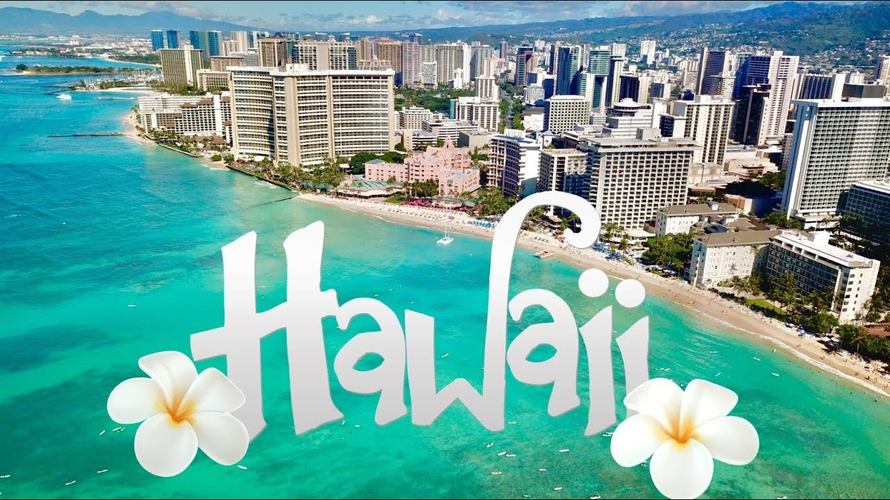 Hawaii Honolulu Waikiki Beach Much More Oahu Island Full Hd