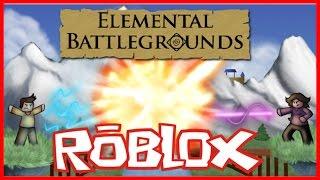 Roblox Adventures / Elemental Wars