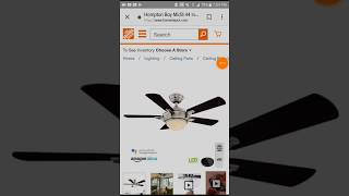 I thought they discontinued the HB Midili ceiling fan... But they didn't...