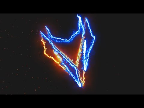 Make Electric Logo Reveal in After Effects - After Effects Tutorial - Lighting Logo Animation