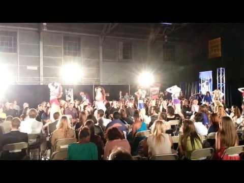 Sabor Latino - Gainesville Fashion Week 2013