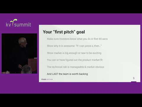 2019 KV Summit - How To Give A Presentation
