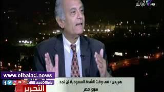 السفير حسين هريدي: مصر لن تقبل بوجود أي حكم ديني أو طائفي في سوريا.. فيديو