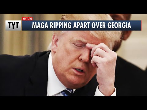 MAGA Ripping Apart Over Georgia Special Election