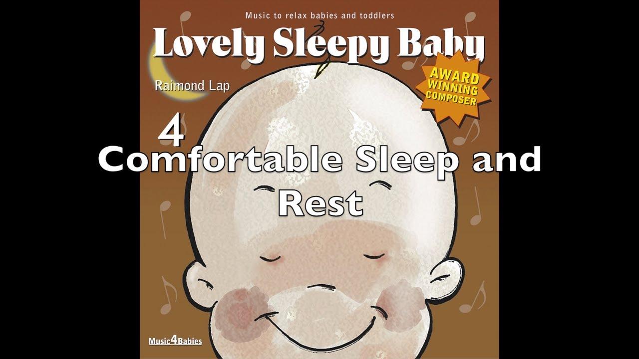 Lovely Sleepy Baby 4: Comfortable Sleep and Rest