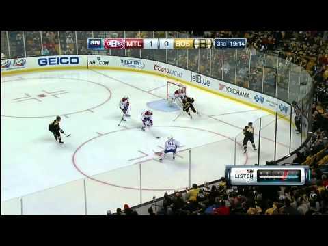 Gotta Hear It: Bob Cole calls Habs vs. Bruins rivalry