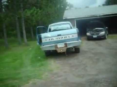 1988 K1500 Chevy Silverado Dual Exhaust Cat Back Straight