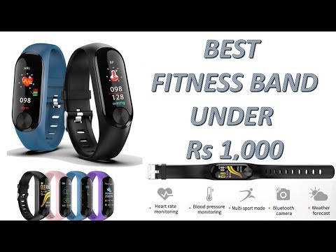 Best Fitness Band Under Rs 1000 With Temperature, Oxygen, BP, Heart Rate Sports Feature