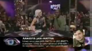 Big Brother exchange Africa - Finland