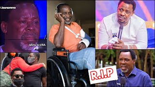 T.B Joshua's Spiritual Son On What K!lled His Father At Church Premises...