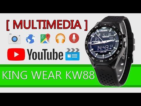 King Wear KW88 new watch faces 2018 - cinemapichollu