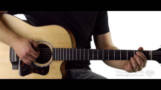 Dirt Road Anthem Jason Aldean Guitar Lesson and Tutorial