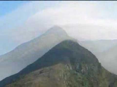 Venezuela: El Avila, Galipán y Caracas. (HQ) Música de Yuriko Nakamura