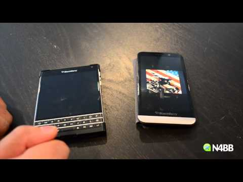Speakers Quality on BlackBerry Passport