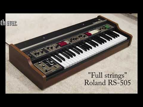 Ultimate Vintage String Synth Comparison