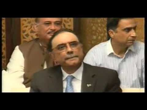 Funny Talking Between Asif Ali Zardari & Journalist   Funny Videos