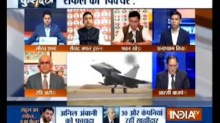 Watch BJP, Congress and SP debate on Rafale deal, on India TV's special show Kurukshetra