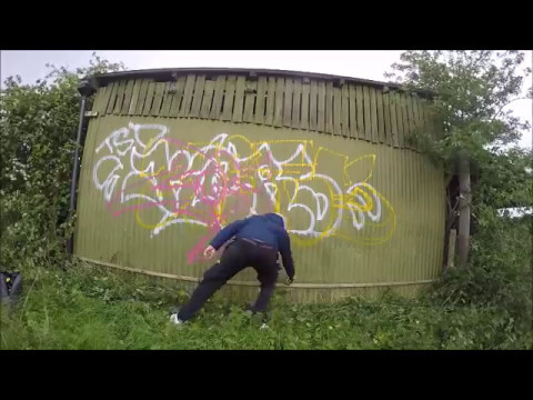 Graffiti - Blair Witch Project // COSEY