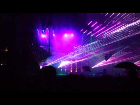 Pretty Lights at All Good Music festival 2013 pt 1