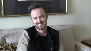 Aaron paul on 'triple 9', 'the path' and the 'need for speed' sequel