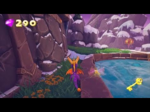 Spyro Reignited Trilogy Magic Crafters World How To Open Metal Chest