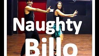 Naughty Billo Zumba dance choreography | Phillauri I Vicky and aakanksha