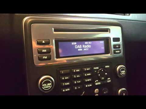 Dension DAB+U i 2011 Volvo XC70
