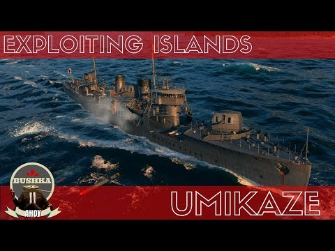 Tactical Island Abuse and the Wakatake World of Warships Blitz