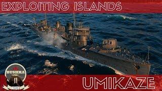 Tactical Island Abuse and the Wakatake World of Warships Blitz
