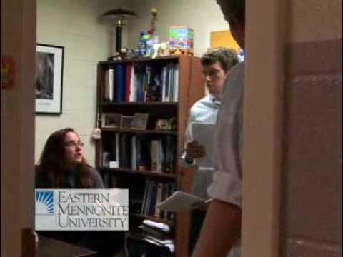 College 101 - Eastern Mennonite University