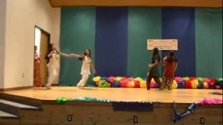 Hum Toh Aise Hai Bhaiya Group Dance~BYC Cultural Program 2015