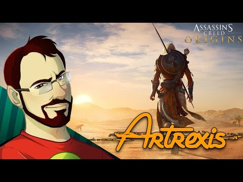 Assassin's Creed: Origins Live! | Sightseeing in Alexandria | #3