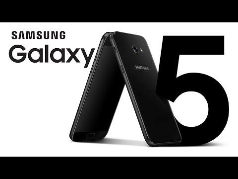 Samsung Galaxy A5 2017 - [unboxing a recenze]