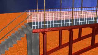 Foot Bridge Design - Model 2