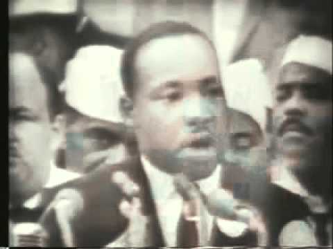 Martin Luther King – I Have A Dream Speech – August 28, 1963