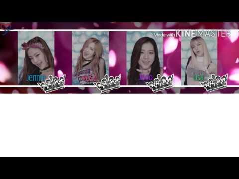 Blackpink (블랙핑크) - Boombayah [Karaoke ver.] Color Coded Lyrics [Instrumental with BG/Kpop]