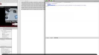 TextWrangler Record Applescript Hard Wrap