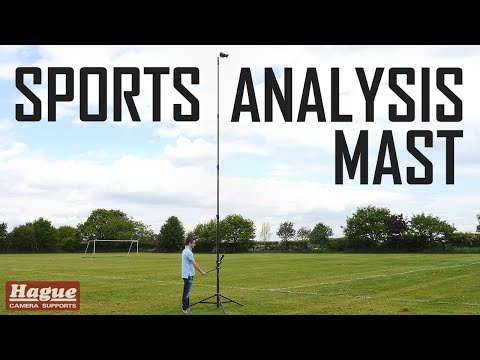 Hague Highshot Sports Analysis Camera Mast