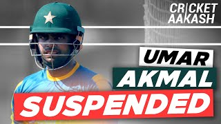Umar AKMAL SUSPENDED   Super Over with Aakash CHOPRA   Latest Cricket NEWS