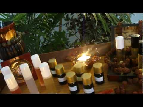 Kitchen Witch Chat:  All About Magickal Oils & Their Uses