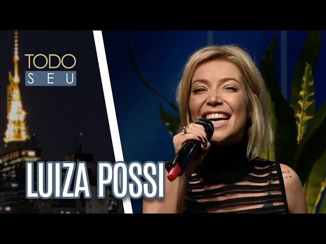 Especial de Aniversário do Ronnie | Musical com Luiza Possi - Todo Seu (17/07/18)