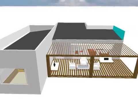 Su casa en steel framing dise amos calculamos y for Casa minimalista steel framing